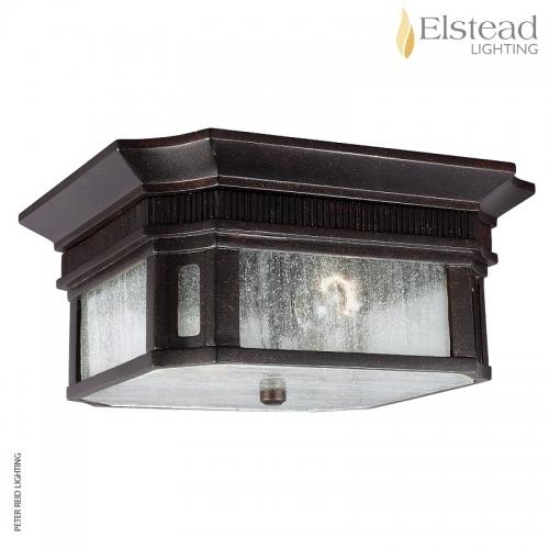 Federal 2 Light Flush Mount Ceiling Light