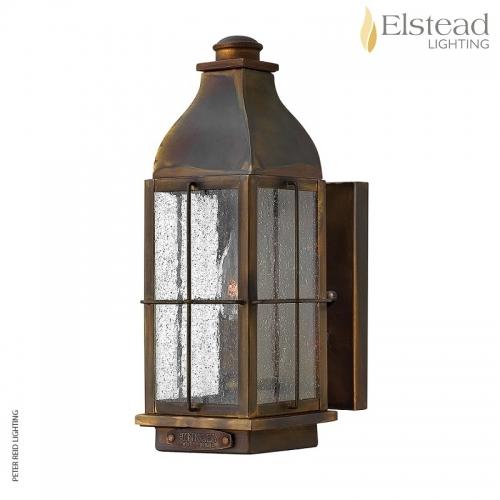 Bingham Small Wall Lantern