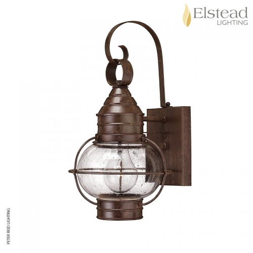 Cape Cod Small Outdoor Wall Lantern