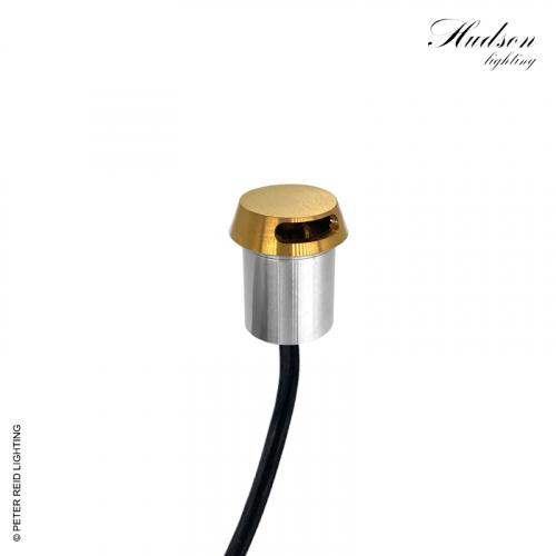 Hudson Path Marker Light Solid Brass