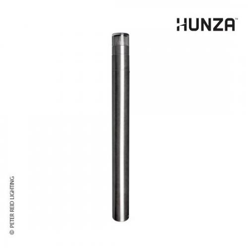 Hunza Bollard 700mm Flange Mount GU10
