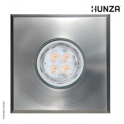 Hunza Floor Light Spot Square GU10