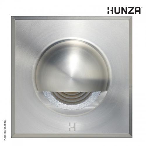 Hunza Step Light Solid Eyelid Square PURE LED