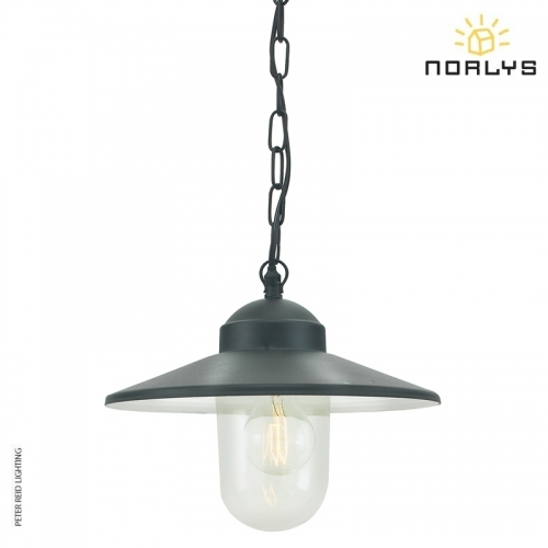 Karlstad Chain Black by Norlys