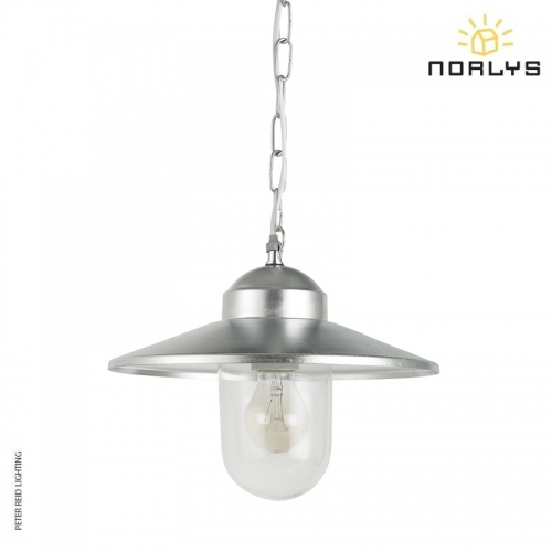 Karlstad Chain Galvanized by Norlys