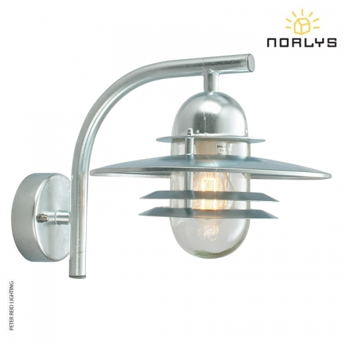 Oslo OS2 Galvanized by Norlys