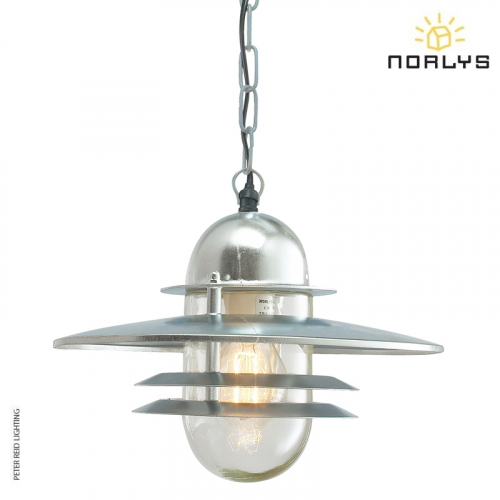 Oslo Chain OS8 Galvanized by Norlys