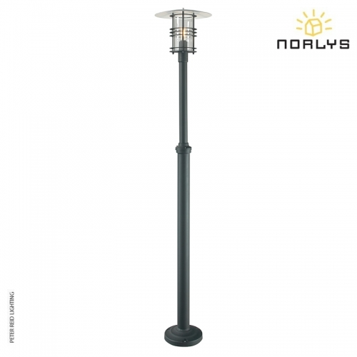 Stockholm ST5/G Black by Norlys
