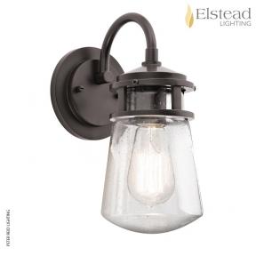 Lyndon Small Wall Lantern