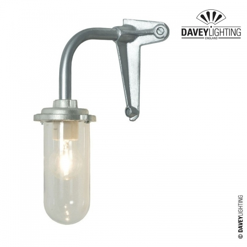 Exterior Bracket Light 7672 60W Corner Fork by Davey Lighting