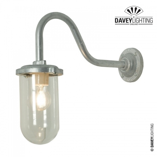 Exterior Bracket Light 7672 100W by Davey Lighting