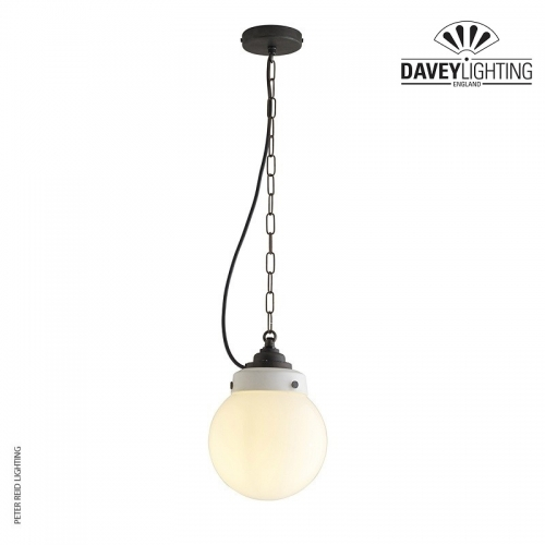 Hampton Pendant 8300 Size 1 by Davey Lighting