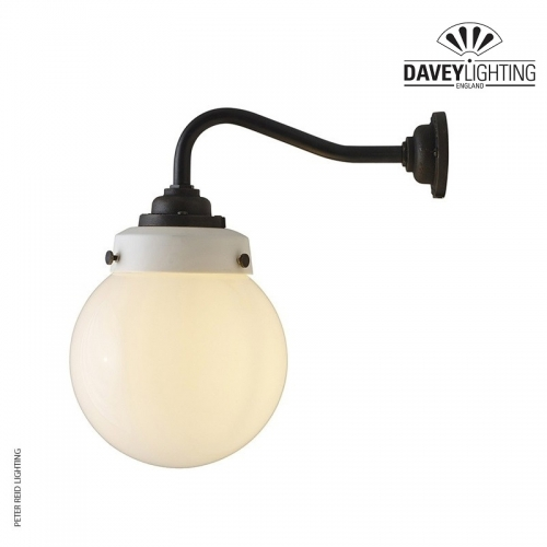 Hampton Wall Light 8300 Size 1 by Davey Lighting