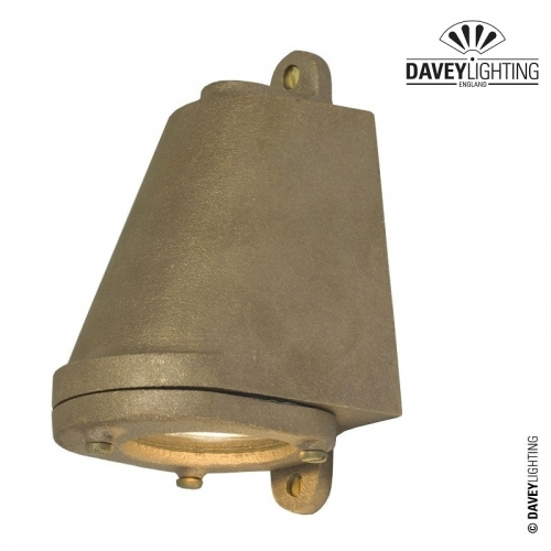 Mast Light 0749 LED Sandblasted Bronze by Davey Lighting