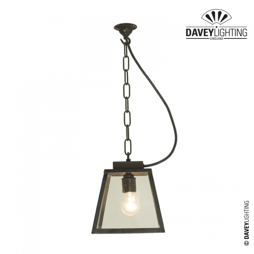 Exterior Small Quad Pendant 7635/PE by Davey Lighting