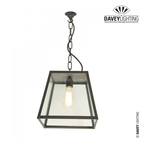 Exterior Medium Quad Pendant 7635/M/PE by Davey Lighting