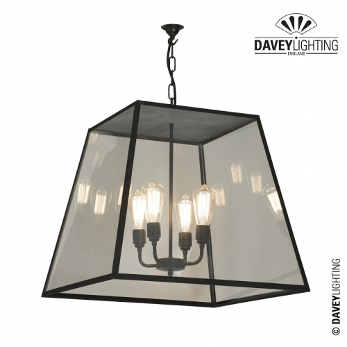Exterior Extra Large Quad Pendant 7635/XL by Davey Lighting