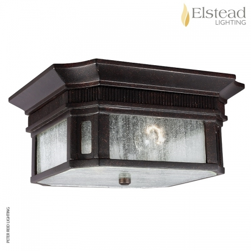 Federal 2 Light Flush Mount Ceiling Light