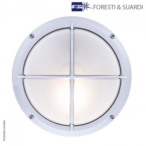Round Bulkhead Light 2226 by Foresti & Suardi