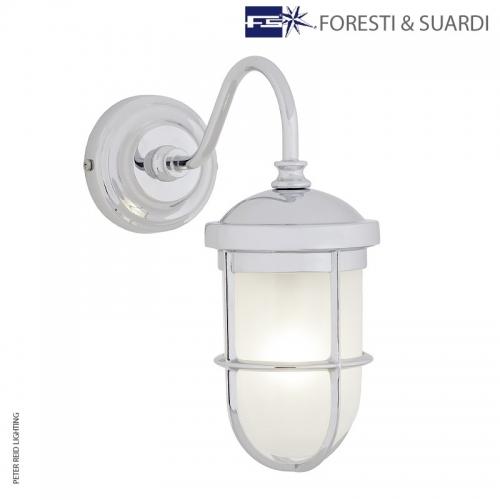 Swan Neck Wall Light 2325 by Foresti & Suardi