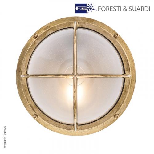 Round Bulkhead Light 2226 by Foresti & Suardi