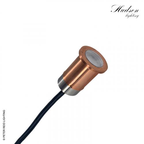 Hudson Recessed Light Solid Copper