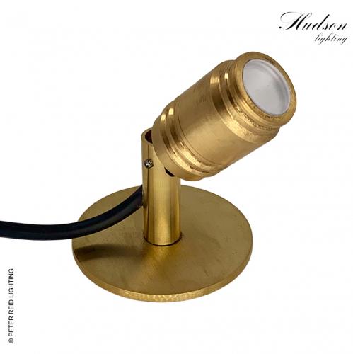 Hudson Water Feature Light Solid Brass