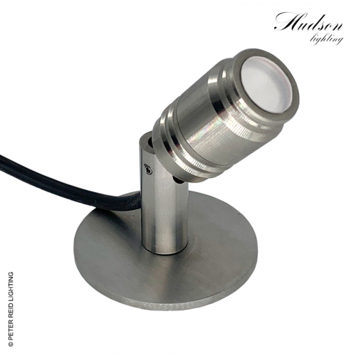 Hudson Water Feature Light Stainless Steel