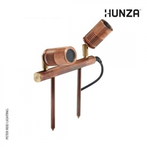 Hunza Euro Twin Bar Light PURE LED