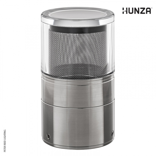 Hunza Mini Bollard 12v halogen/LED