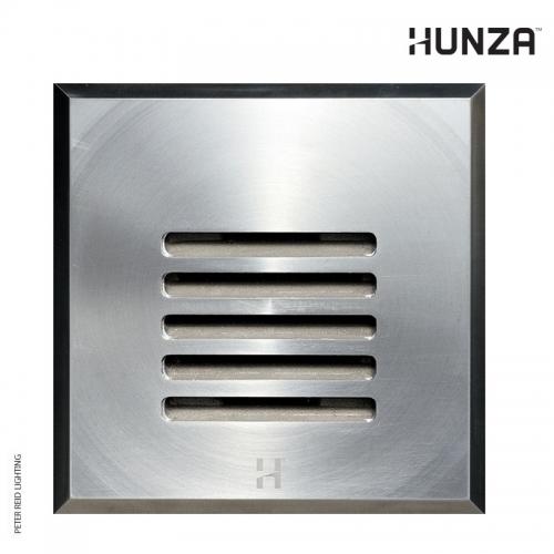 Hunza Step Light Louvre Square PURE LED