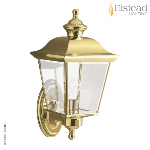 Bay Shore Wall Lantern Medium