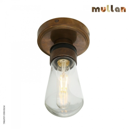 Kura Ceiling Light IP65 by Mullan Lighting