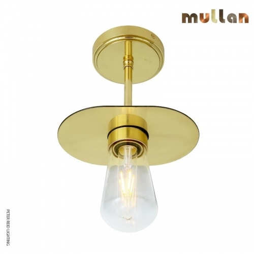 Kwaga Ceiling Light IP65 by Mullan Lighting