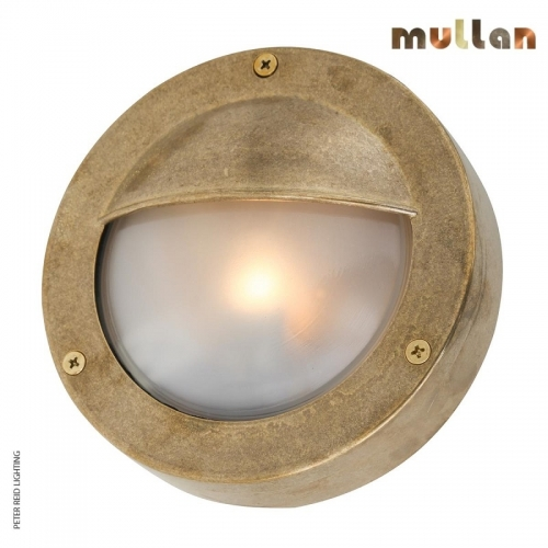 Begawan Wall Light 14cm IP64 by Mullan Lighting