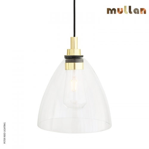 Caspian Pendant Light IP65 by Mullan Lighting