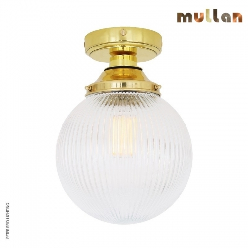 Cherith Ceiling Light IP44 by Mullan Lighting