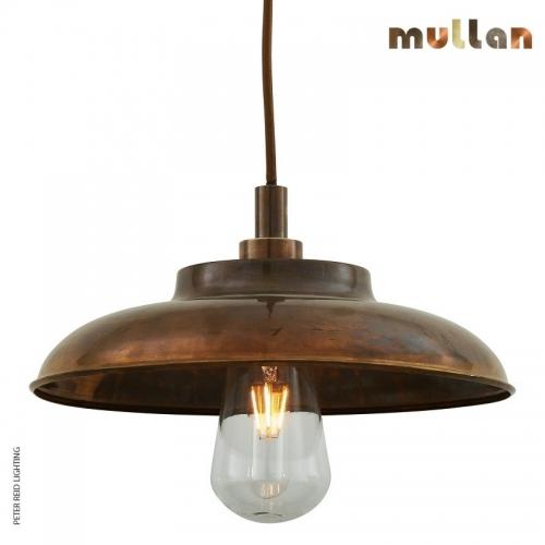 Darya Pendant Light IP65 by Mullan Lighting