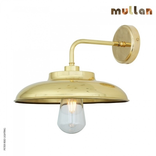 Darya Wall Light IP65 by Mullan Lighting