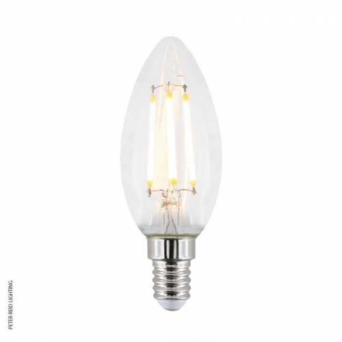 Mullan E14 Dimmable 4.8 Watt LED Candle Bulb