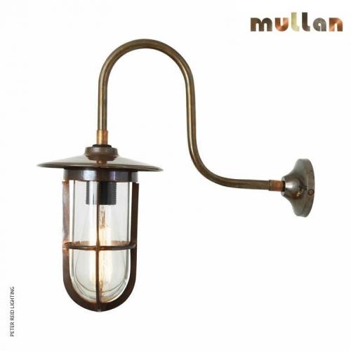 Fabo Well Glass Wall Light IP65 by Mullan Lighting