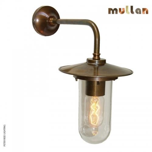 Florin Well Glass Wall Light IP65 by Mullan Lighting
