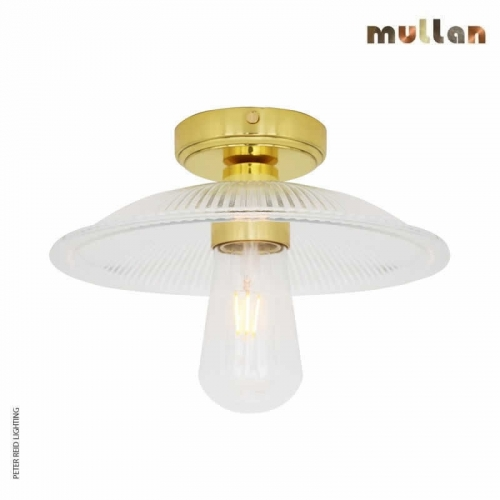 Gal Ceiling Light IP65 by Mullan Lighting