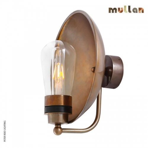 Galit Wall Light IP65 by Mullan Lighting
