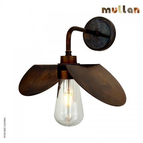 Hali Wall Light IP65 by Mullan Lighting