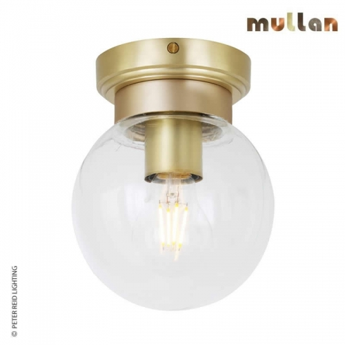 Jordan Ceiling Light IP65 by Mullan Lighting