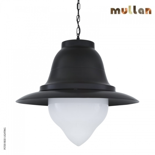 Knightsdale Outdoor Large Fisherman Pendant Light IP44 by Mullan Lighting