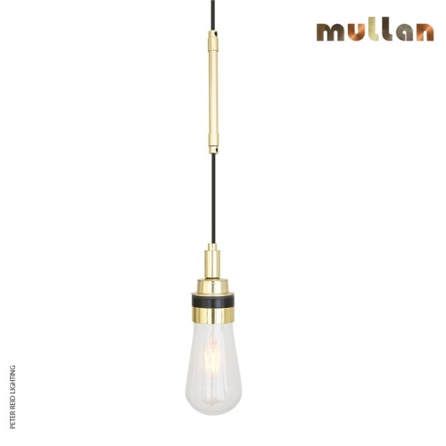 Kyla Pendant IP65 by Mullan Lighting
