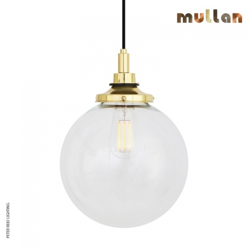 Laguna Pendant 25cm IP44 by Mullan Lighting