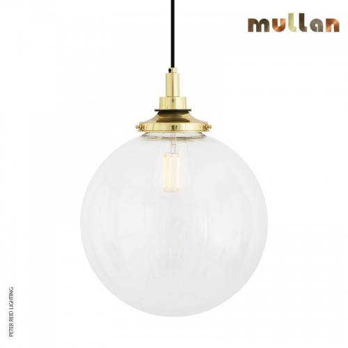 Laguna Pendant 30cm IP44 by Mullan Lighting